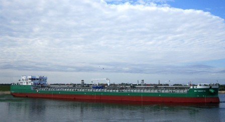 V F Tanker takes delivery of nineteenth RST27 project tanker