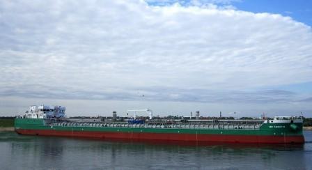 V F Tanker takes delivery of nineteenth RST27 project tanker