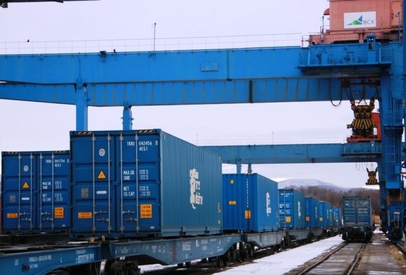 Первый транзитный контейнерный