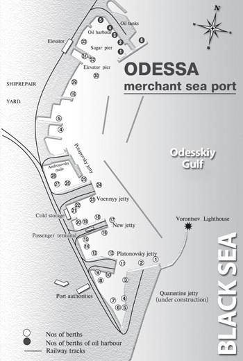 указанных крупнейших порта
