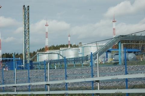 Спецморнефтепорт Приморск (с) фото ИАА ПортНьюс