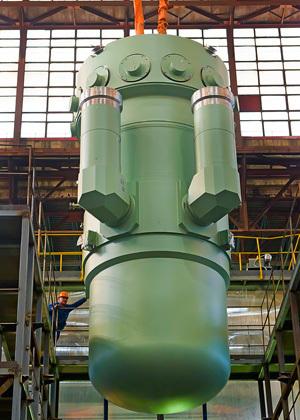 Реактор для атомного ледокола
