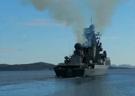 Балтфлот готовит ко Дню ВМФ «ракетный удар», «артиллерийский бой» кораблей и высадку десанта