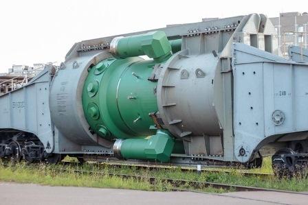 Готов 1-ый реактор «РИТМ-200» для ледокола «Сибирь»— Сердце морского гиганта