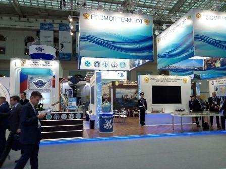 В Москве открылась XI Международная выставка «Транспорт России» (фото)