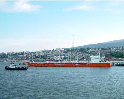 ВМахачкалинском морском коммерческом порту зафиксировано пятикратное увеличение объема перевалки зерна