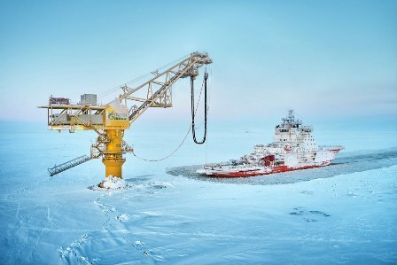 Gazprom Neft completed development of logistic scheme for