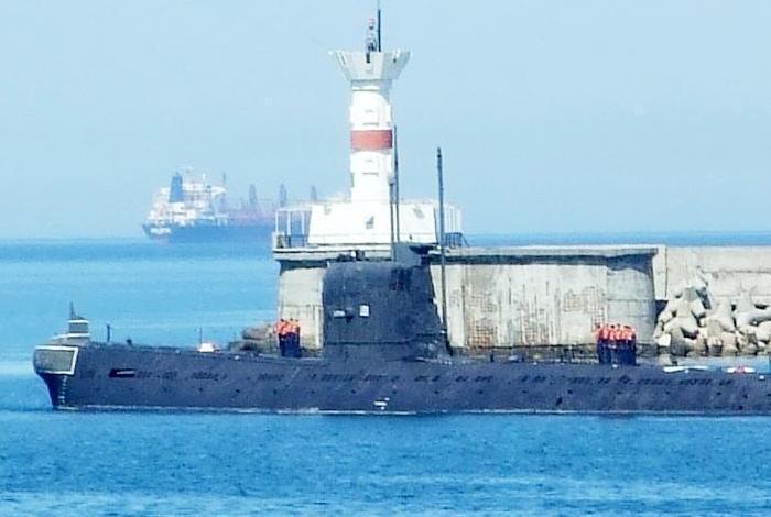 подводная гондола во  днепре