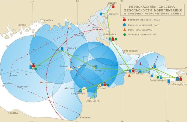 Движение судов в реальном времени владивосток