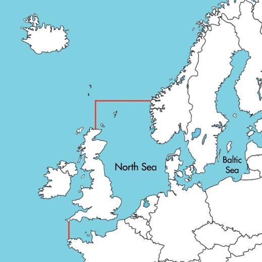 зоны ECA в Европе
