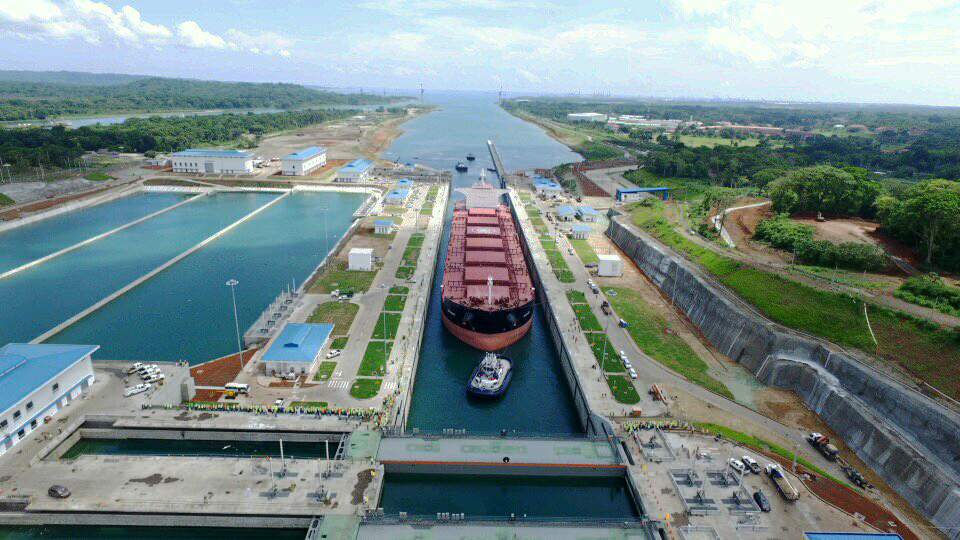 an analysis of the topic of the panama canal