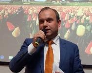 заместитель генерального консула Королевства Нидерландов Хьюго Браувер
