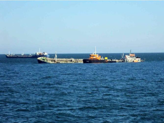 Операция по спасению танкера «