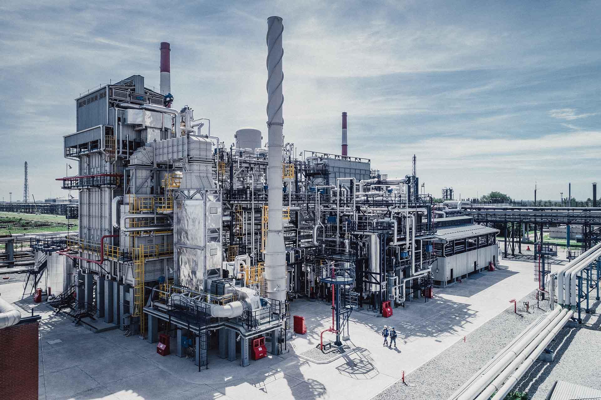 """В """"Газпроме"""" считают, что Россия может стать лидером по производству водорода"""